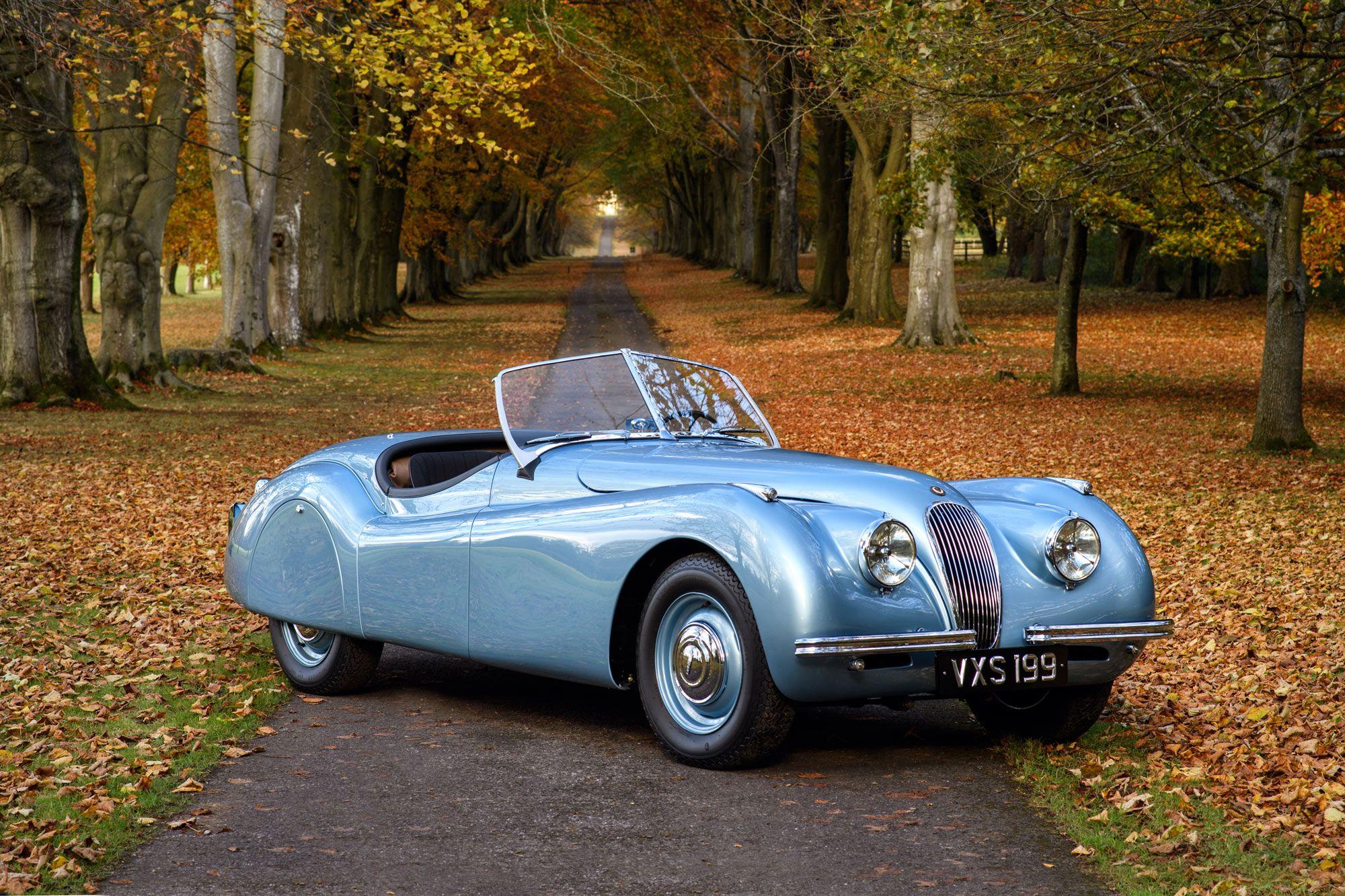 1950 Jaguar XK120 aluminium body Previously Sold   Will ...